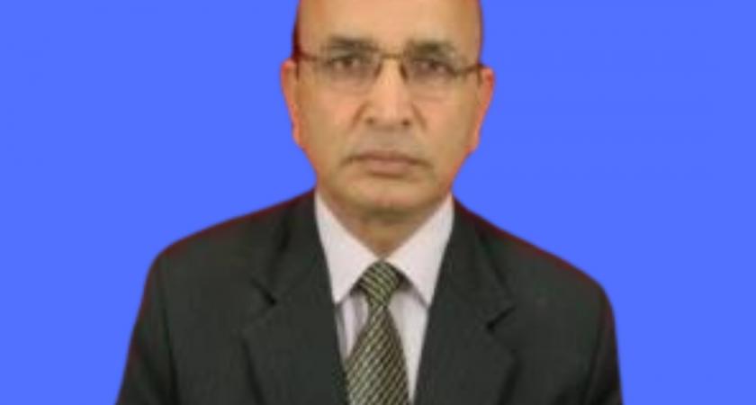 Dr. Ganga Prasad Prasain
